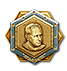 Abrams's Medal Class II
