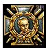 Carius's Medal Class II